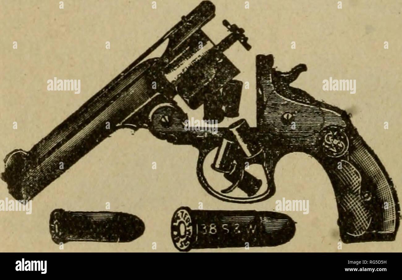 Double Action Revolver Stock Photos & Double Action Revolver