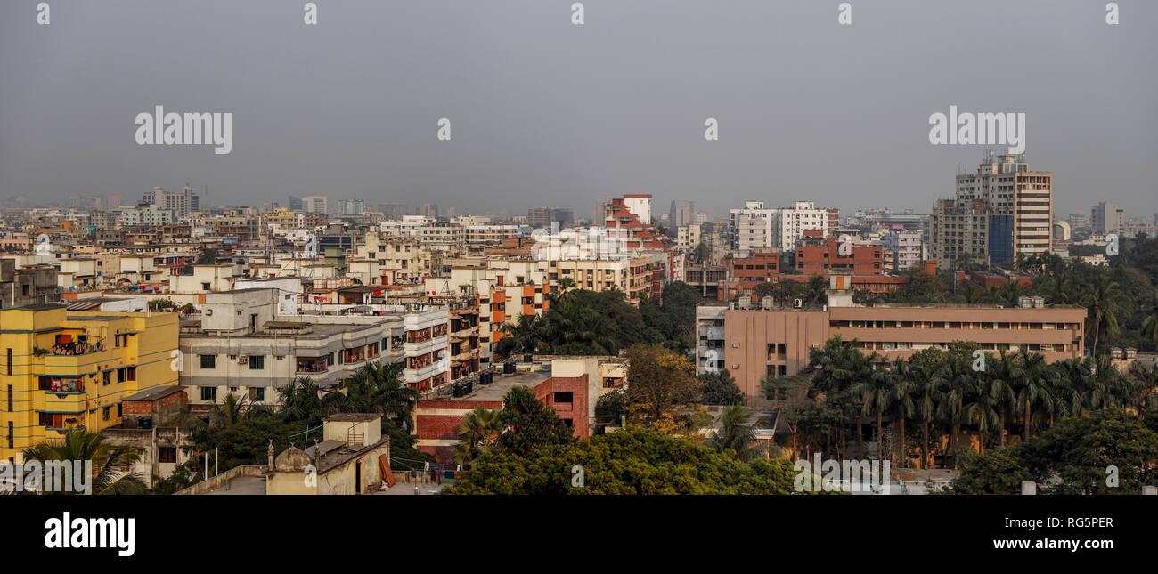 Dhaka city - Stock Image