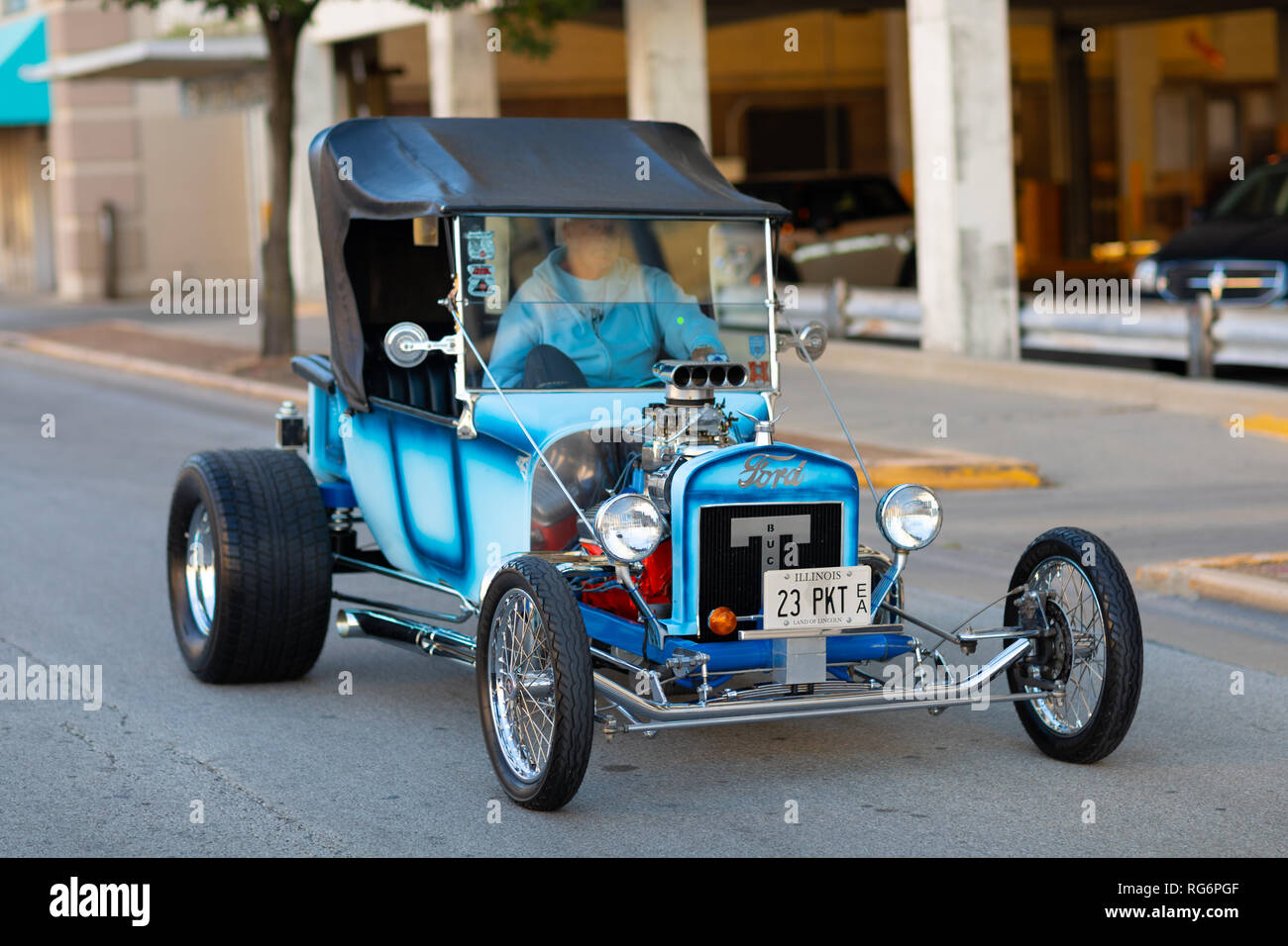 Model T Hot Rod High Resolution Stock Photography And Images Alamy