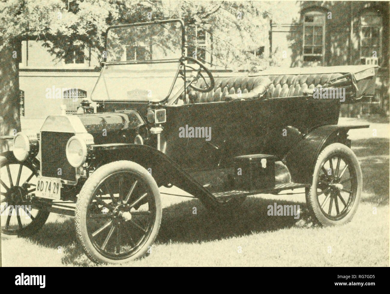 Which Was To Be The Famous Ford model T Stock Photos & Which
