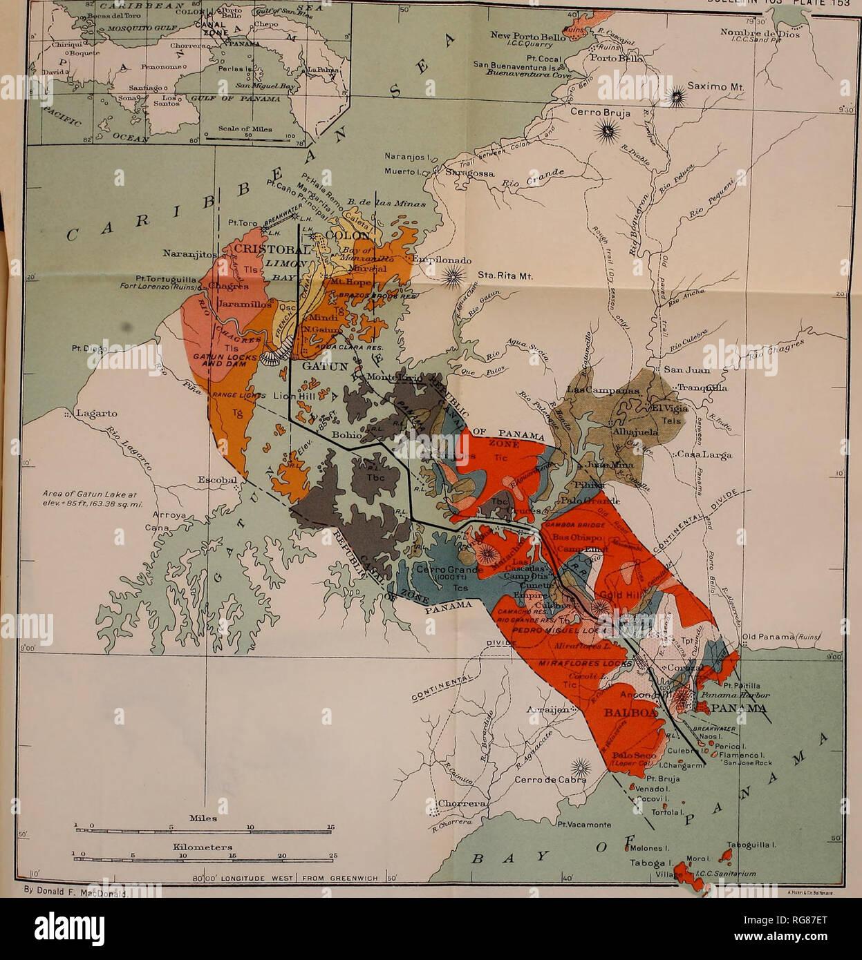 United States Geologic Map Stock Photos & United States ...