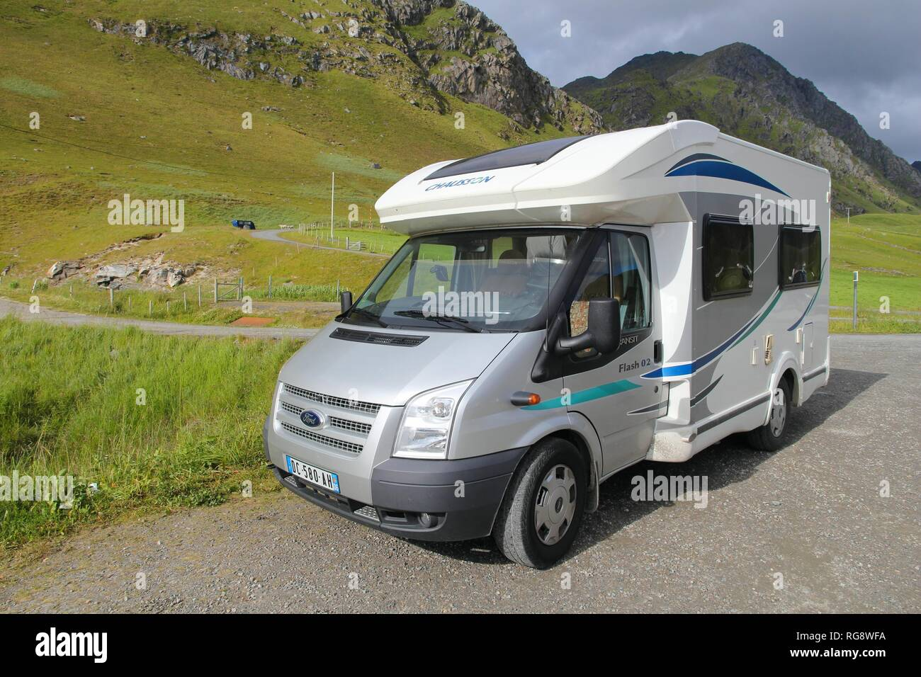 9c540764fd Ford Motorhome Stock Photos   Ford Motorhome Stock Images - Alamy