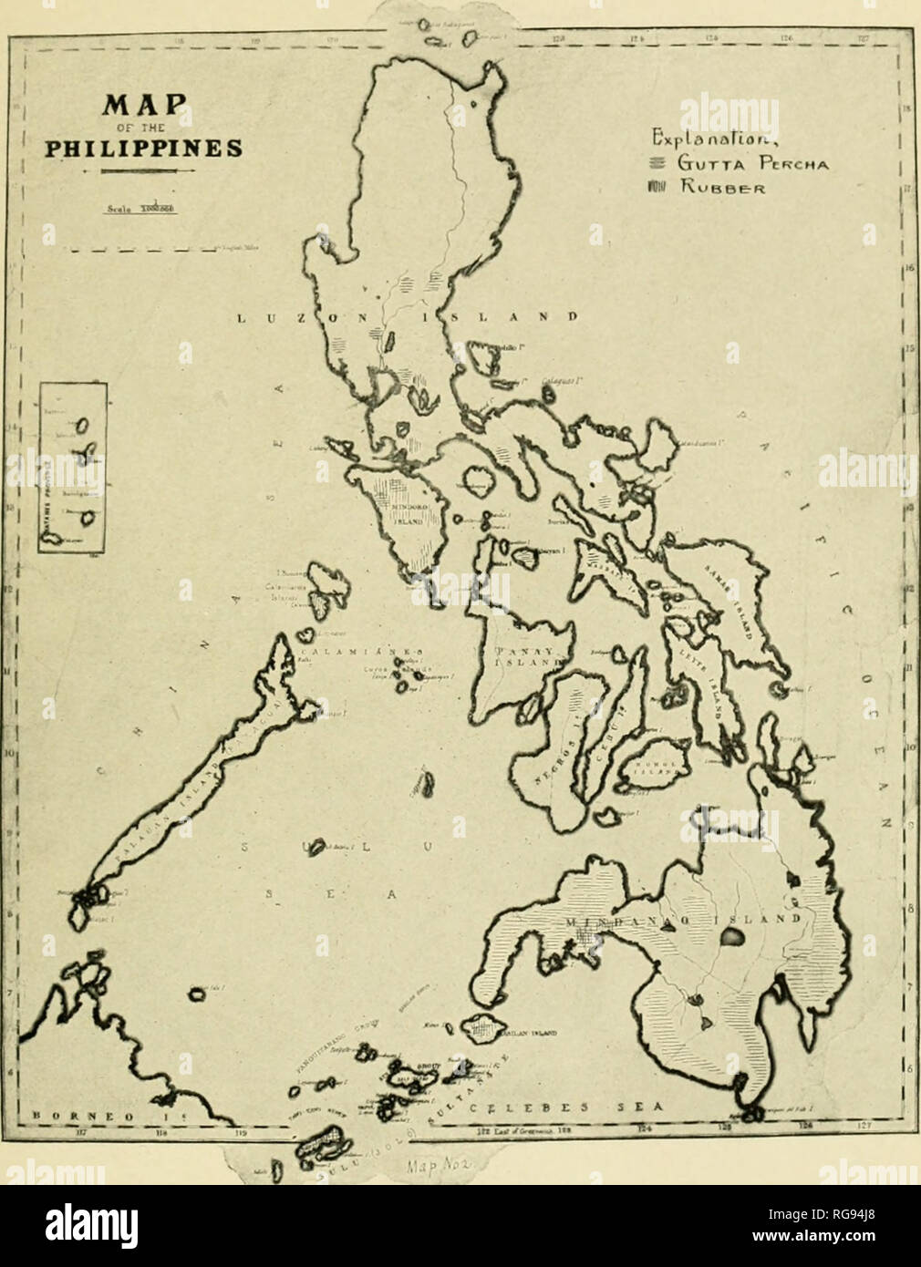 Bulletins on the rubber producing capacity of the Philippine ...
