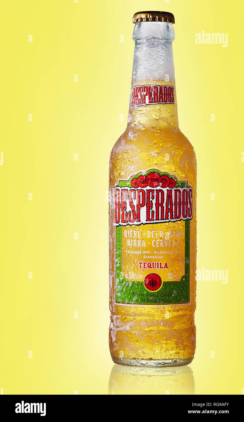 Cold Desperados High Resolution Stock Photography And Images Alamy