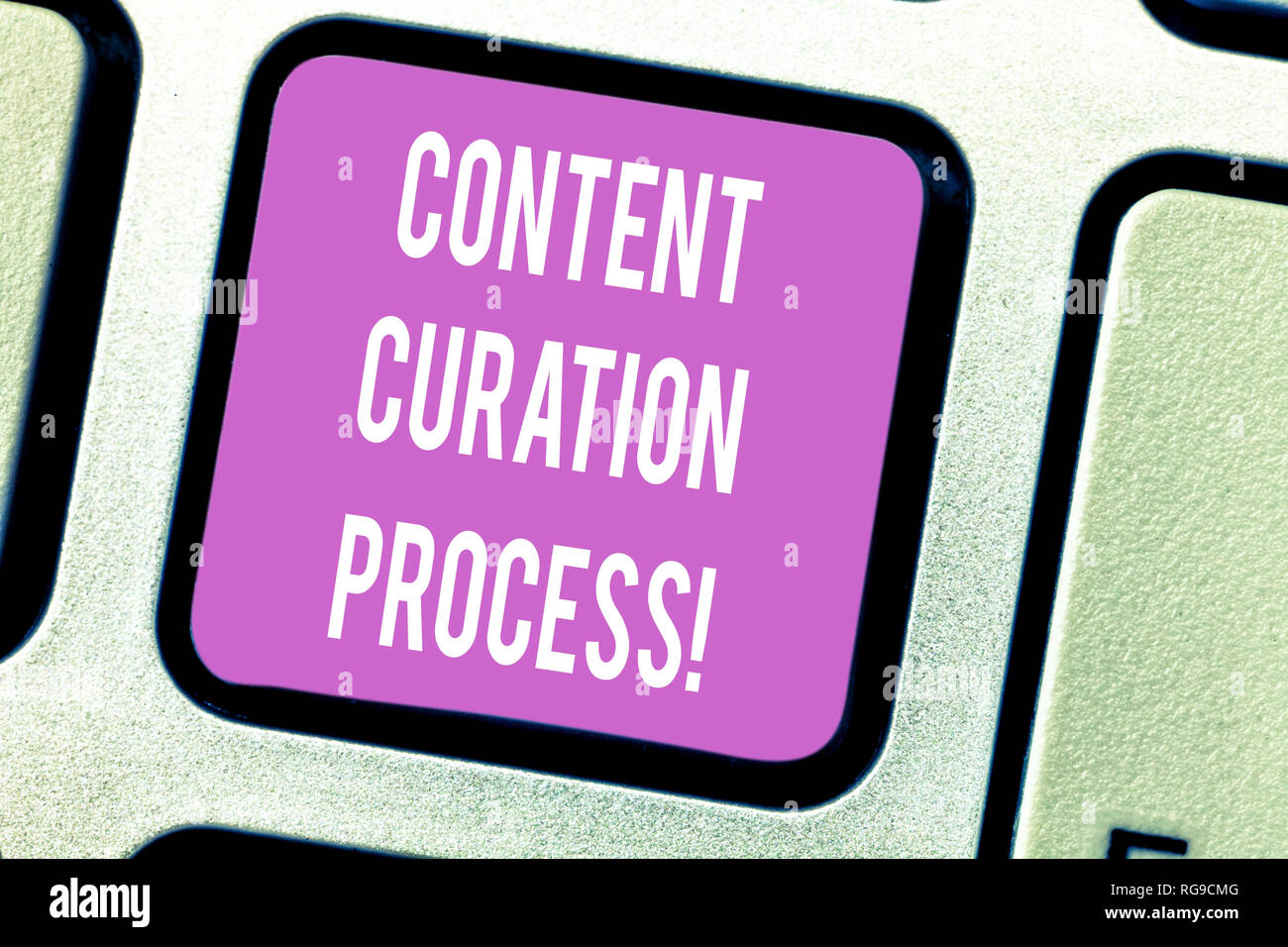 Content Curation Stock Photos & Content Curation Stock