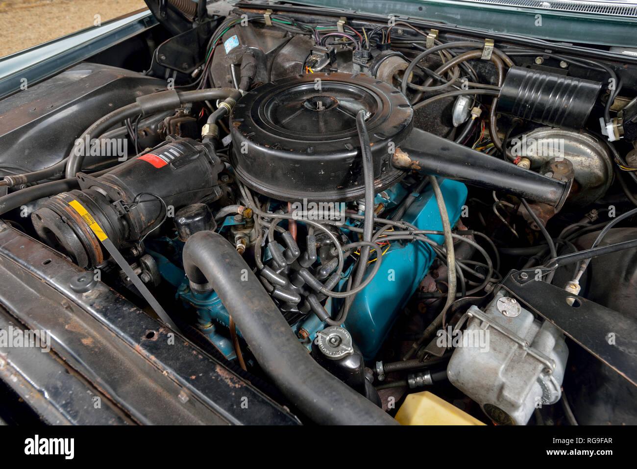 1966 Cadillac Eldorado convertible - classic American car