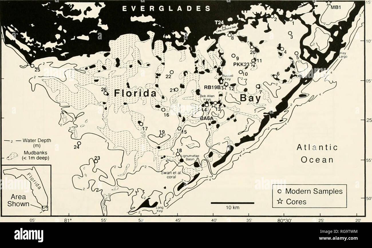 Map Of Florida Bay.Florida Bay Map Stock Photos Florida Bay Map Stock Images Page 2