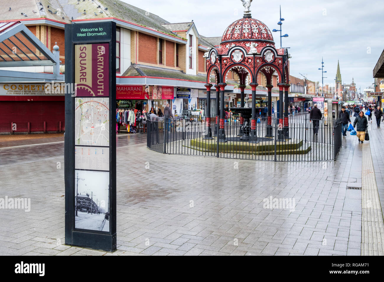 West Bromwich High Resolution Stock Photography And Images Alamy