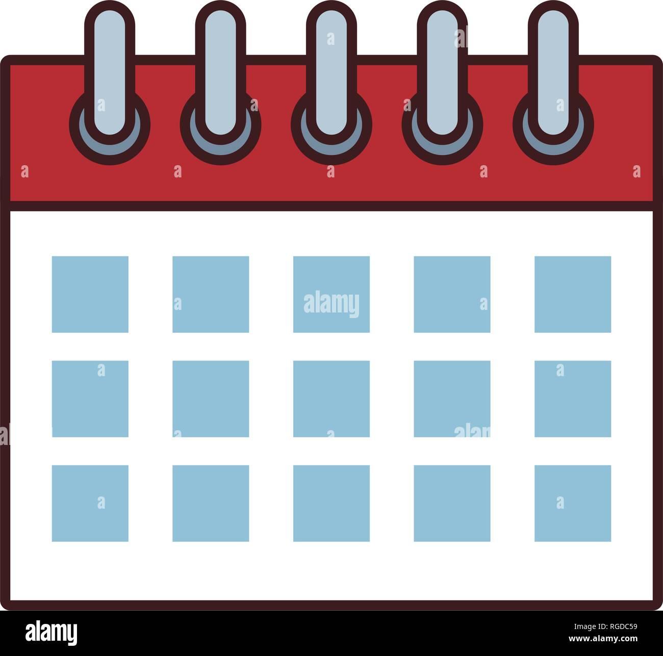 date calendar cartoon stock vector image art alamy https www alamy com date calendar cartoon image233864213 html