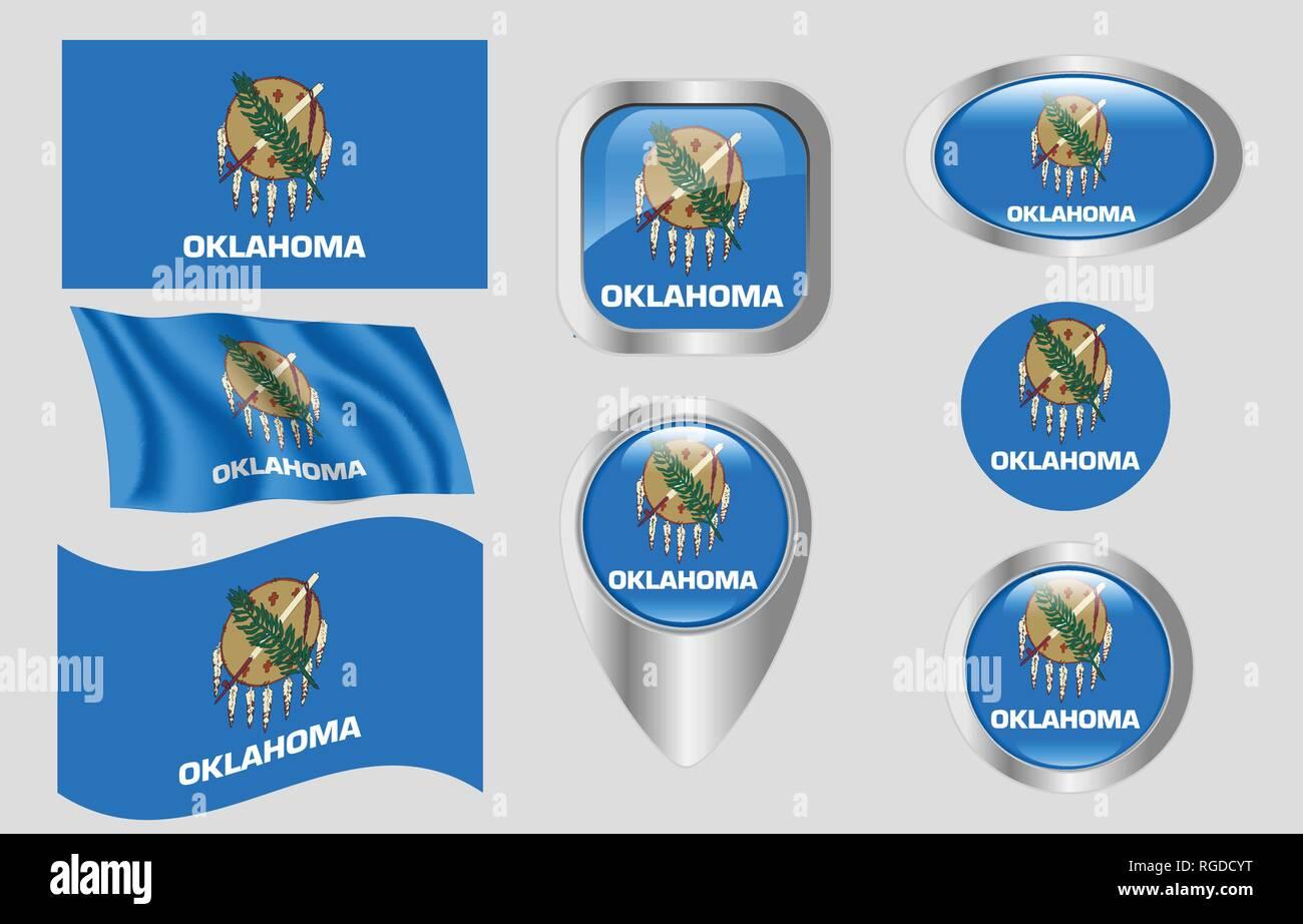 Oklahoma Territory Stock Photos & Oklahoma Territory Stock