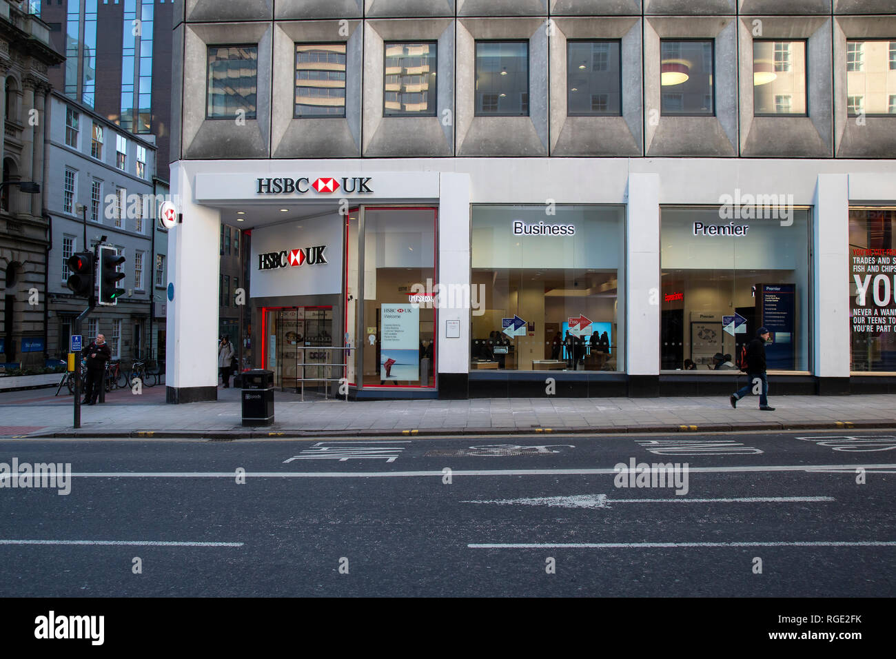 Hsbc Bank Stock Photos & Hsbc Bank Stock Images - Alamy