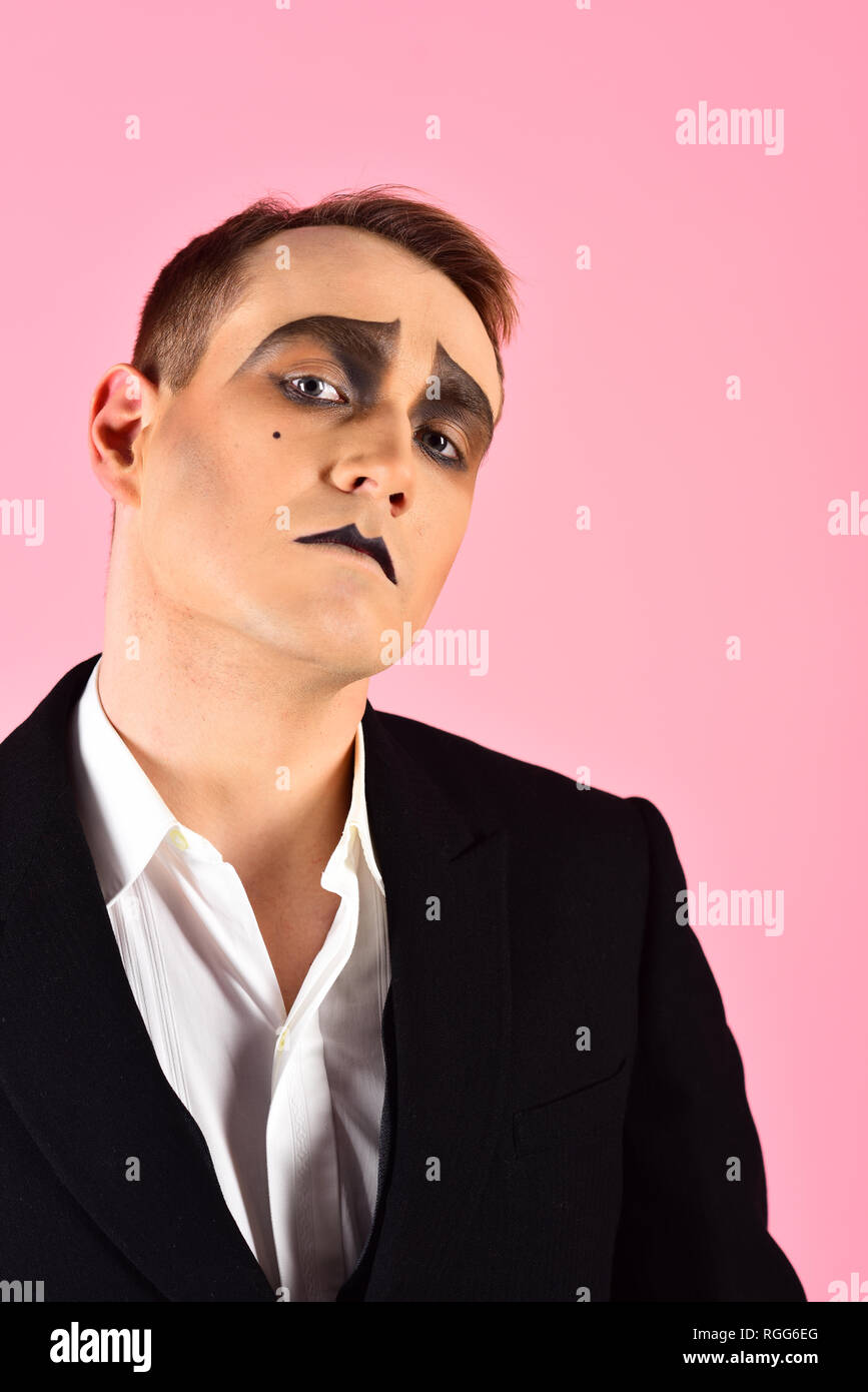 d5e5cd69caa Mime Playing Stock Photos   Mime Playing Stock Images - Alamy