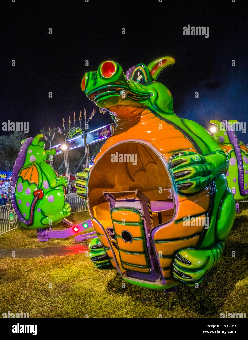 Manatee County Fair Dates 2020.Florida Fair Ride Stock Photos Florida Fair Ride Stock
