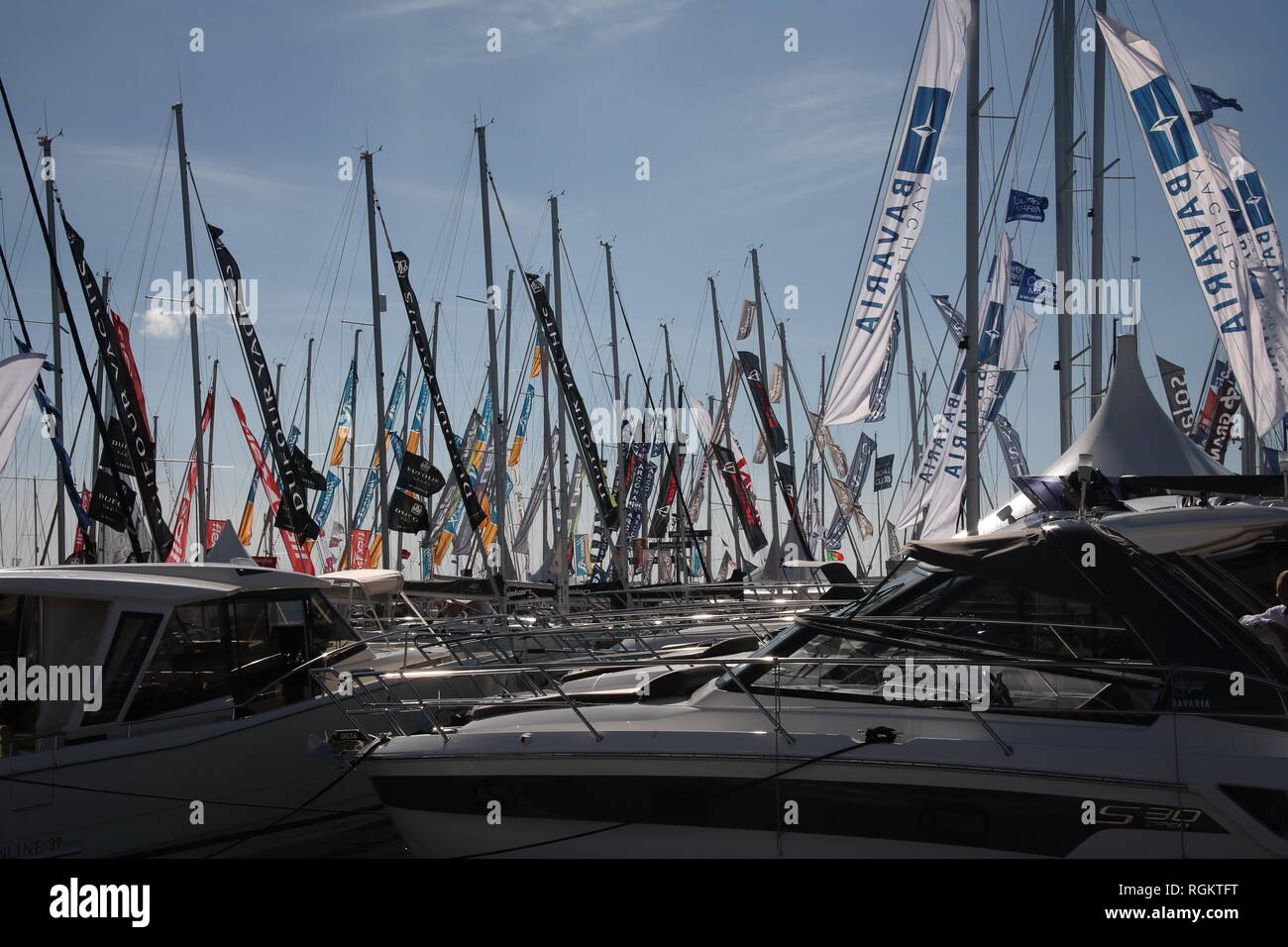 Boat Show Stock Photos Boat Show Stock Images Alamy