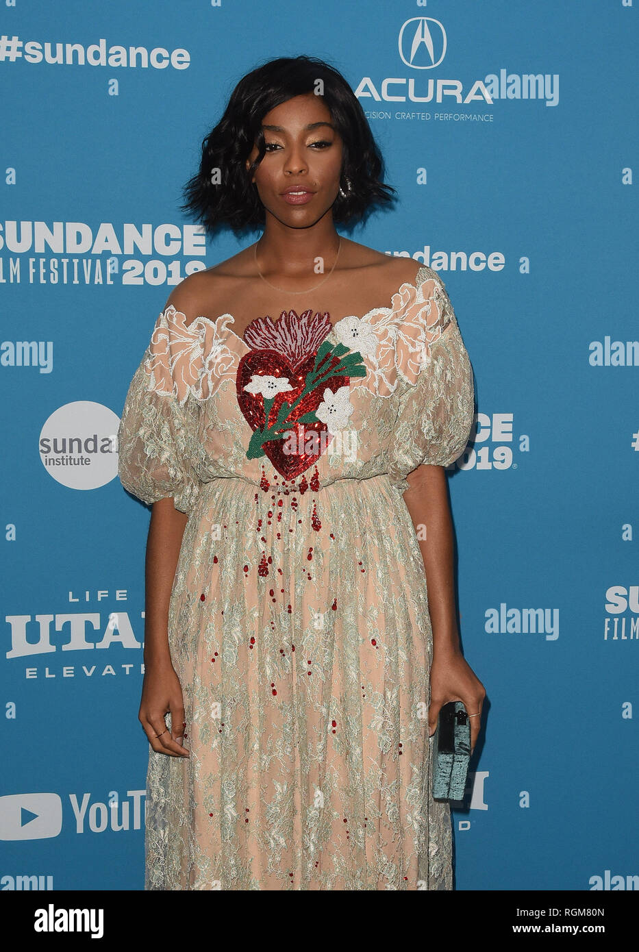 Park City Utah Usa 29th January 2019 Jessica Williams Attends The Corporate Animals Premiere During The 2019 Sundance Film Festival At Eccles Center Theatre On January 29 2019 In Park City Utah