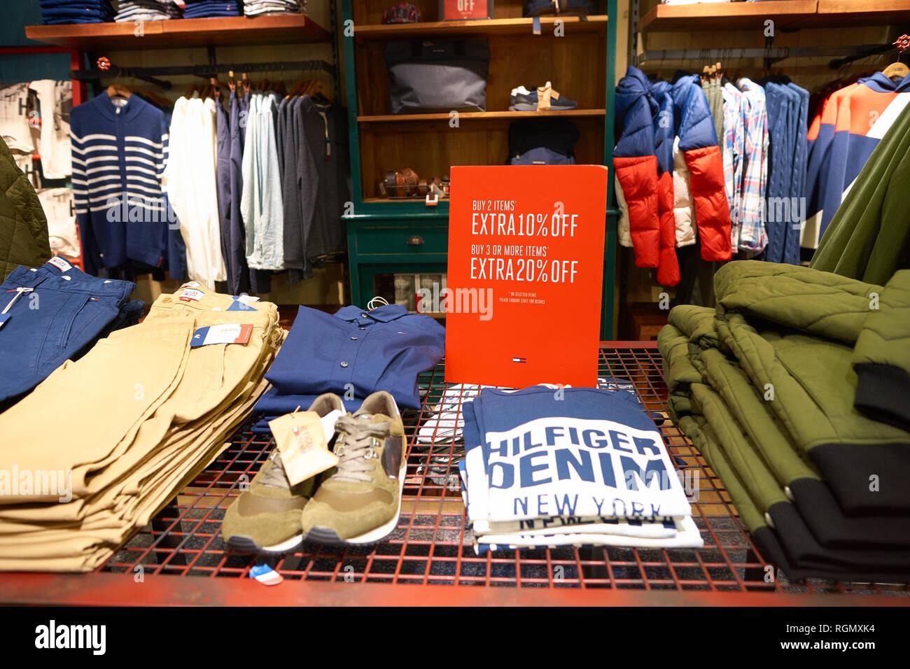 d7bf295b4 HONG KONG - CIRCA NOVEMBER