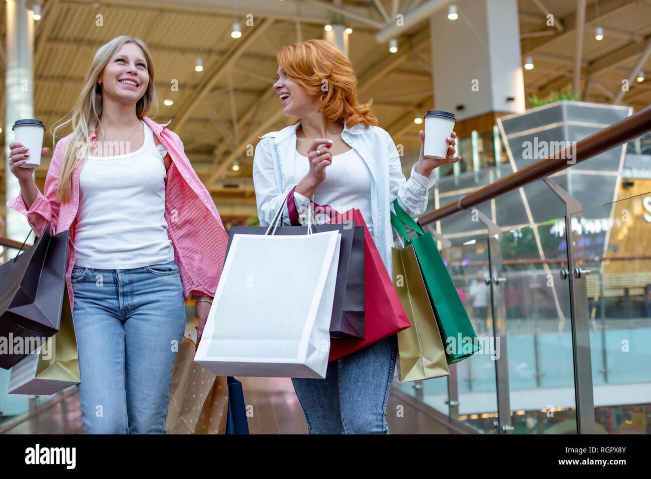 Bag Mall Shopping Stock Photos & Bag Mall Shopping Stock Images