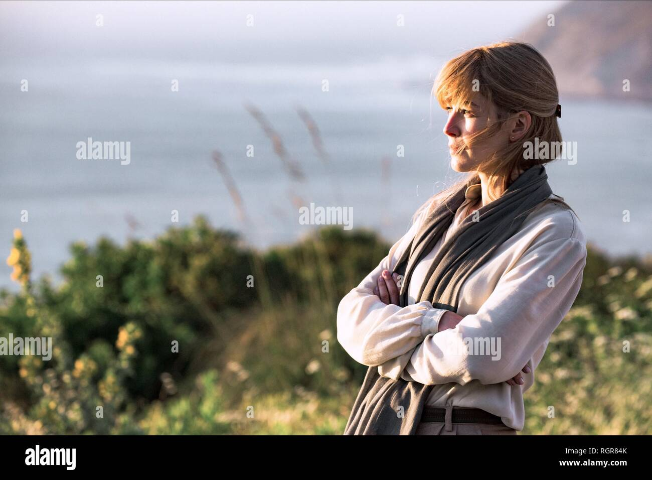 ROSAMUND PIKE THE NEGOTIATOR; BEIRUT (2018) - Stock Image