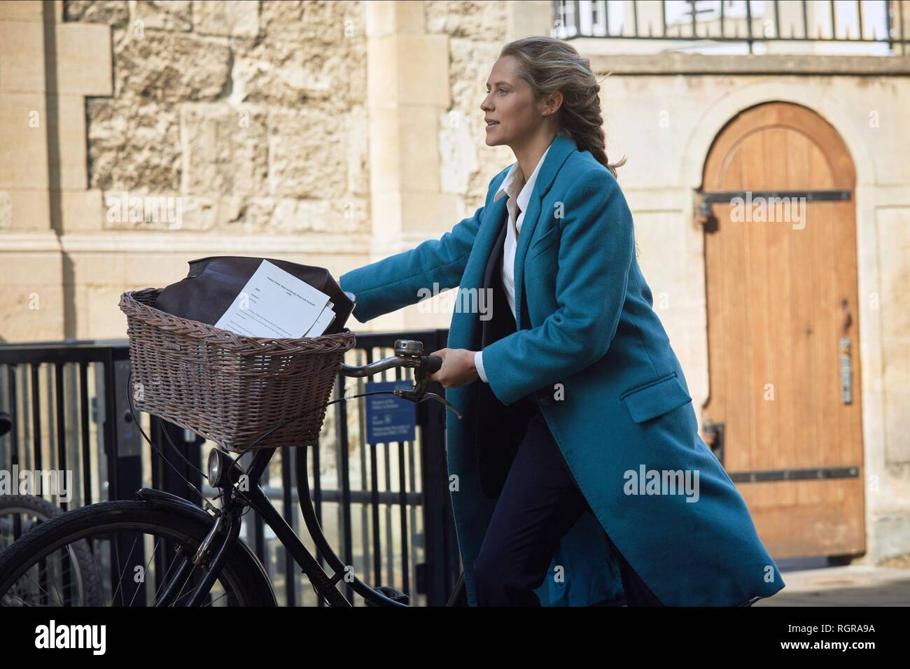 TERESA PALMER A DISCOVERY OF WITCHES (2018) - Stock Image