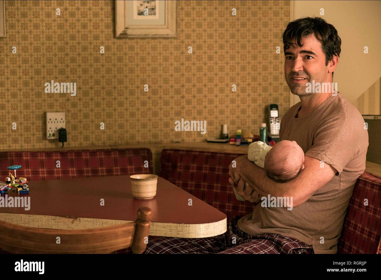 RON LIVINGSTON TULLY (2018) - Stock Image