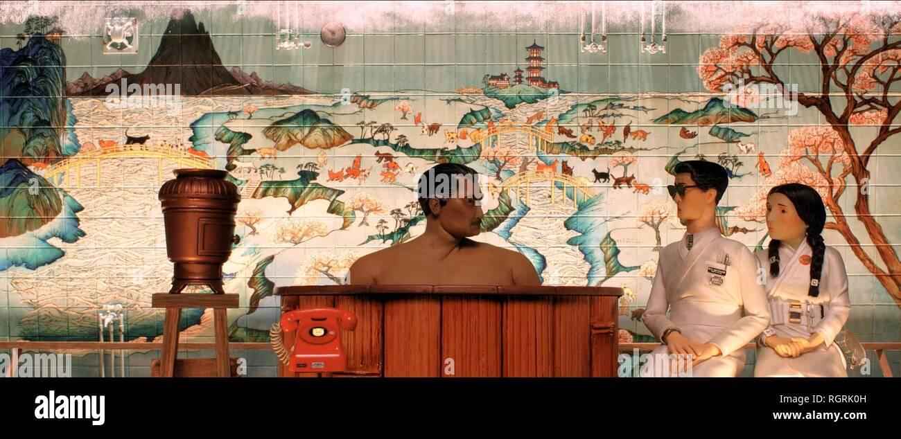MAYOR KOBAYASHI ISLE OF DOGS (2018) - Stock Image