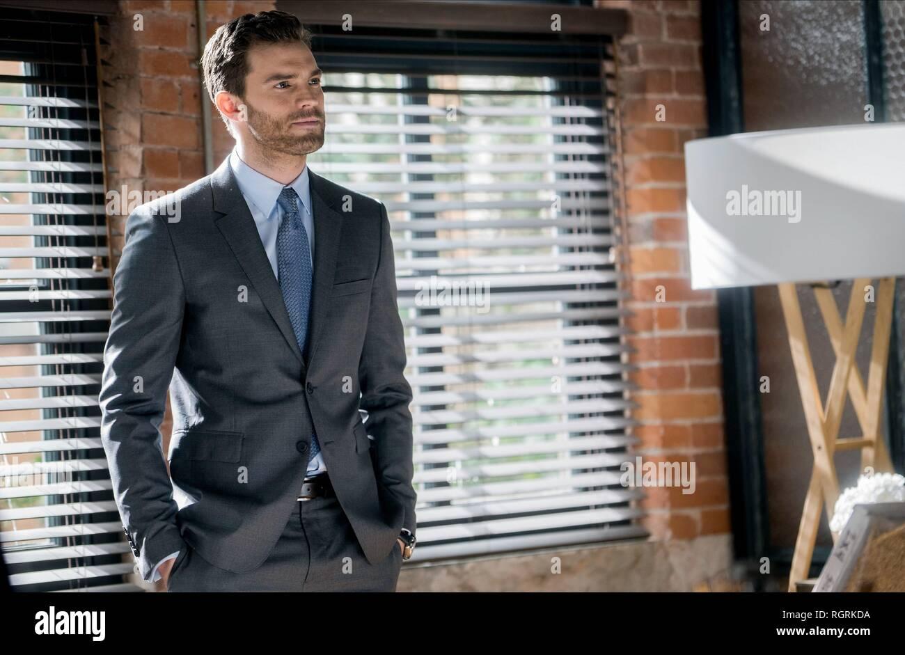 Jamie Dornan Fifty Shades Freed 2018 Stock Photo Alamy