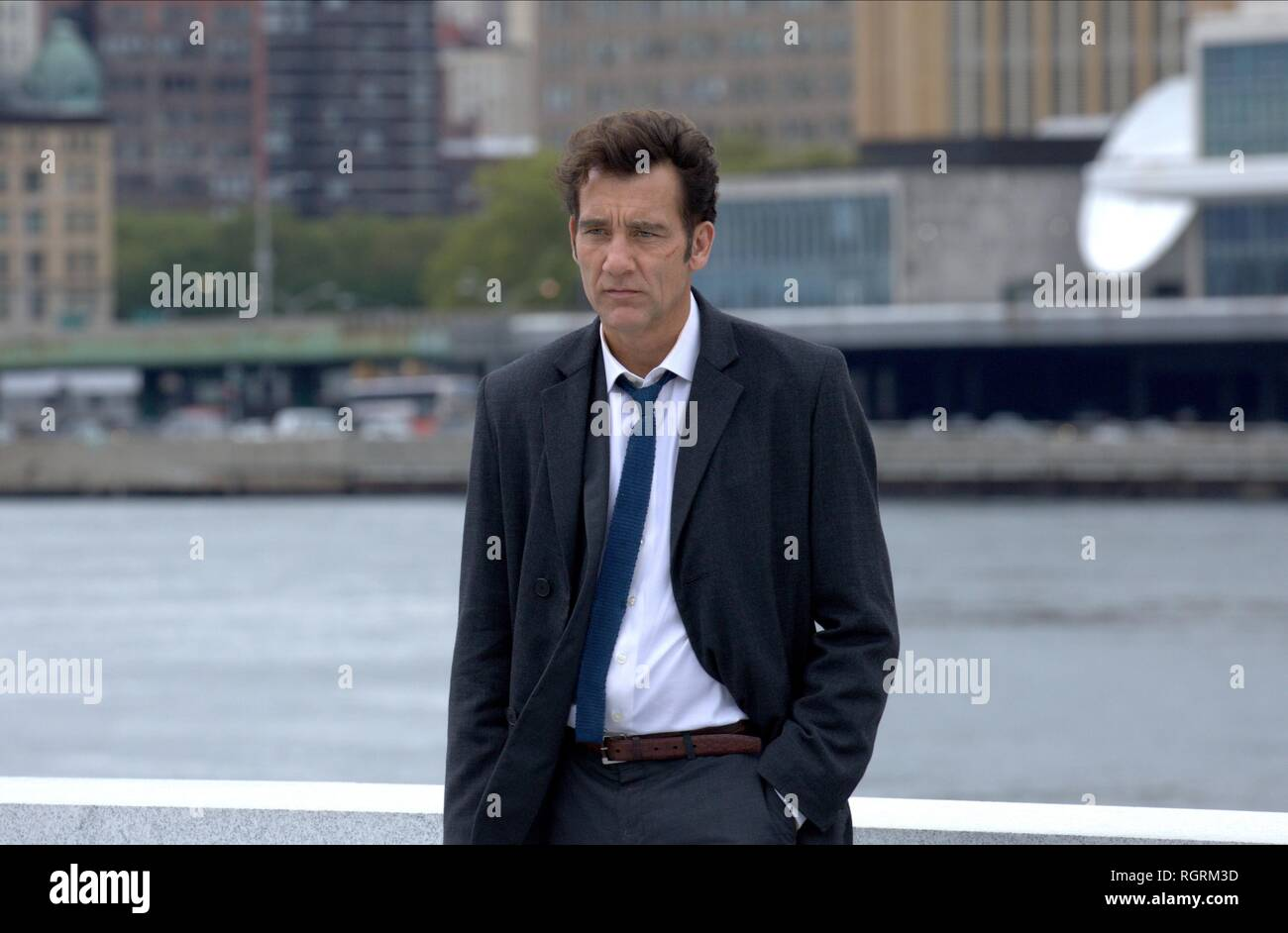 CLIVE OWEN ANON (2018) - Stock Image
