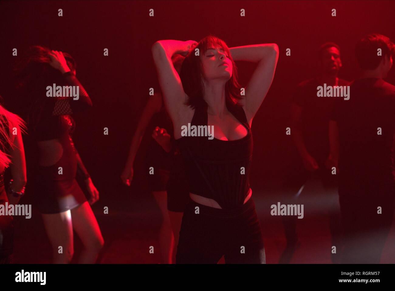 AMANDA SEYFRIED ANON (2018) - Stock Image