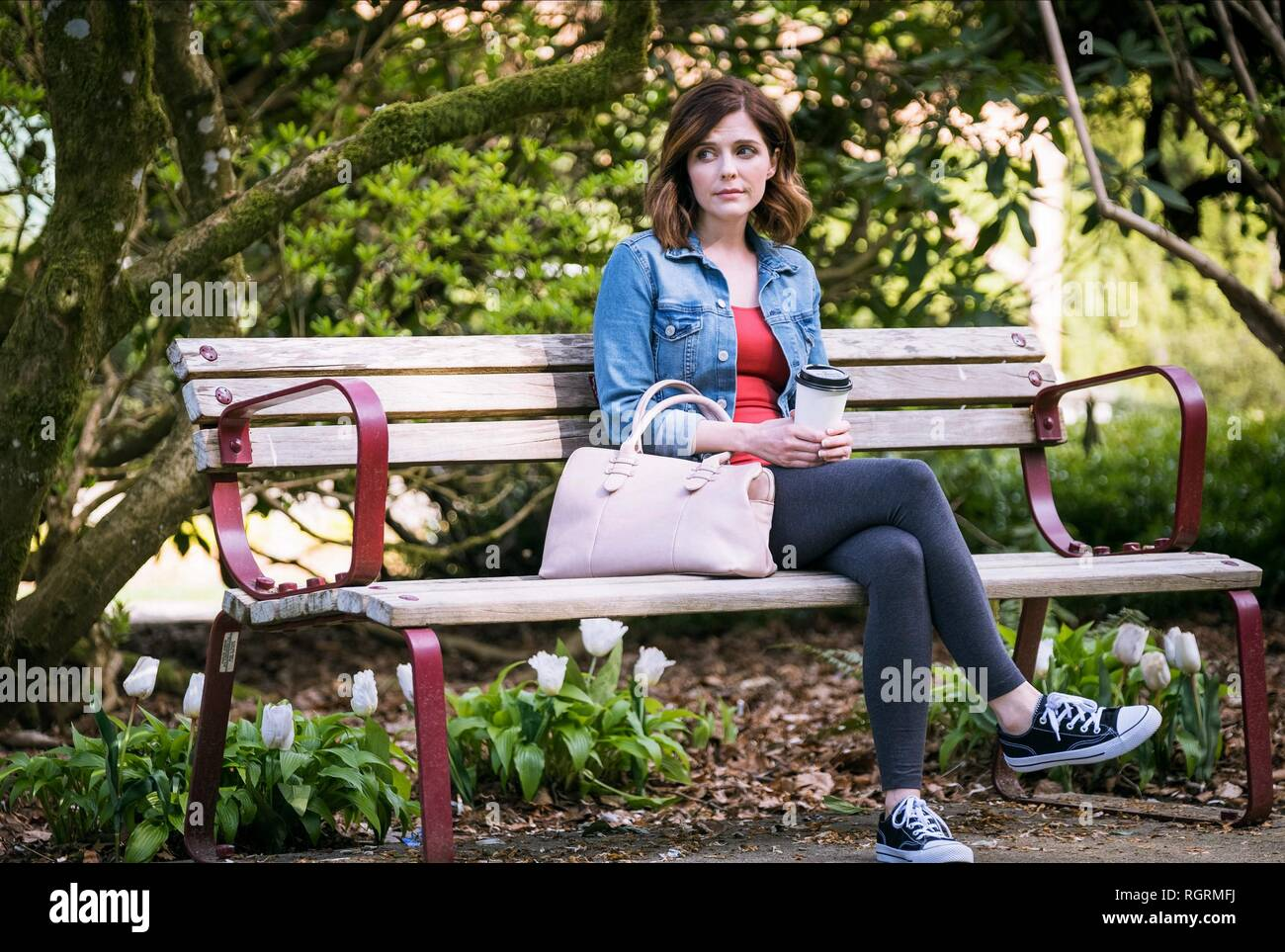 JEN LILLEY YES I DO; FOR TODAY I DO (2018) - Stock Image
