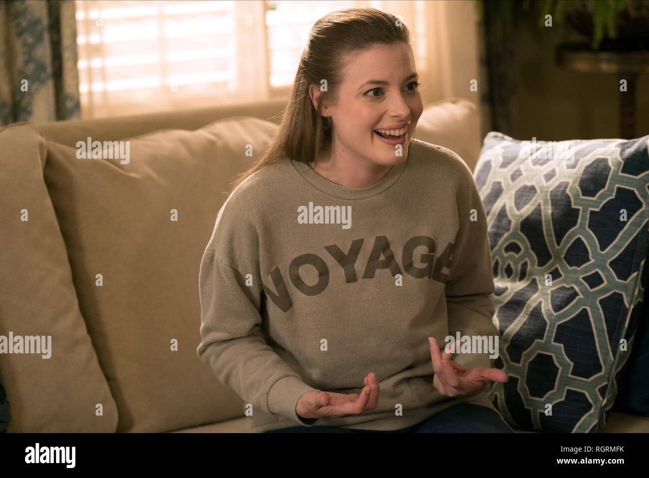 GILLIAN JACOBS LIFE OF THE PARTY (2018) - Stock Image