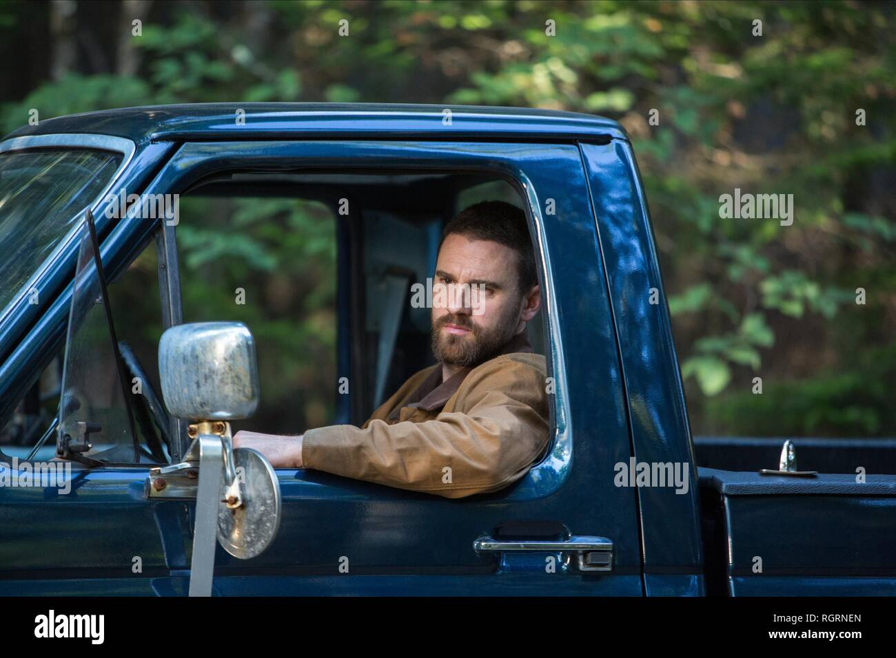 JULIAN BAILEY HE'S OUT THERE (2018) - Stock Image