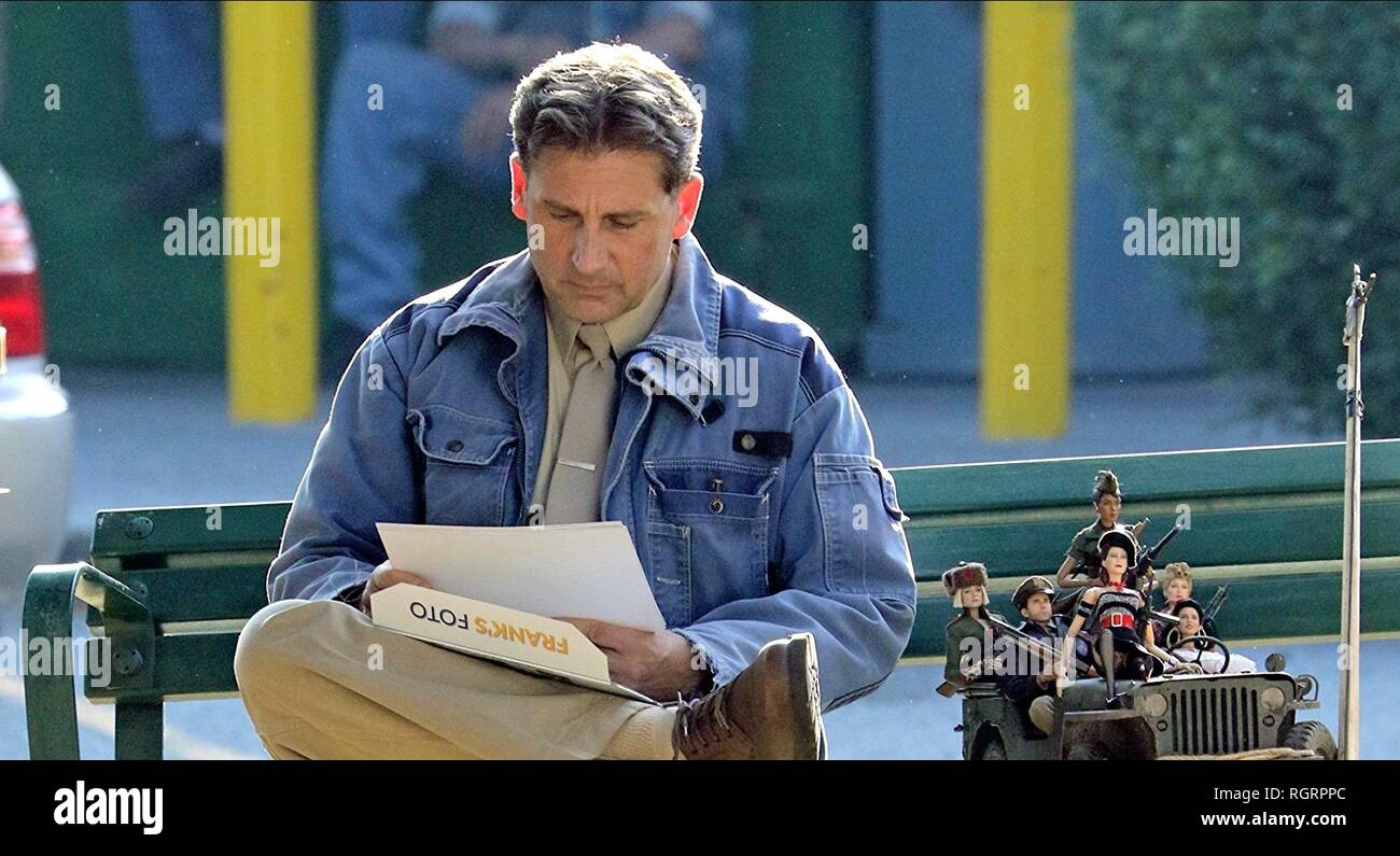 WELCOME TO MARWEN, STEVE CARELL, 2018 - Stock Image