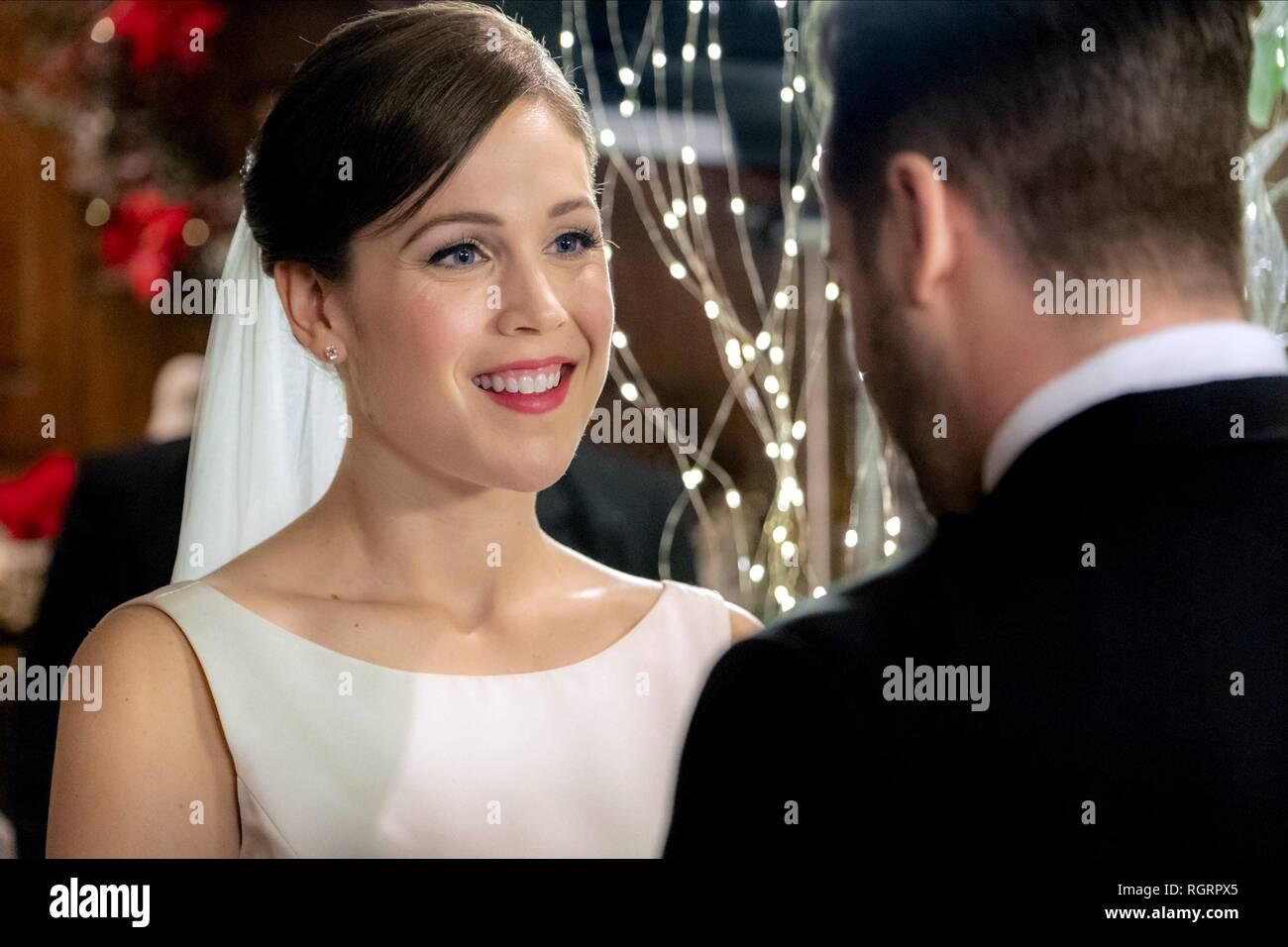 Marrying Father Christmas.Marrying Father Christmas Erin Krakow Niall Matter 2018