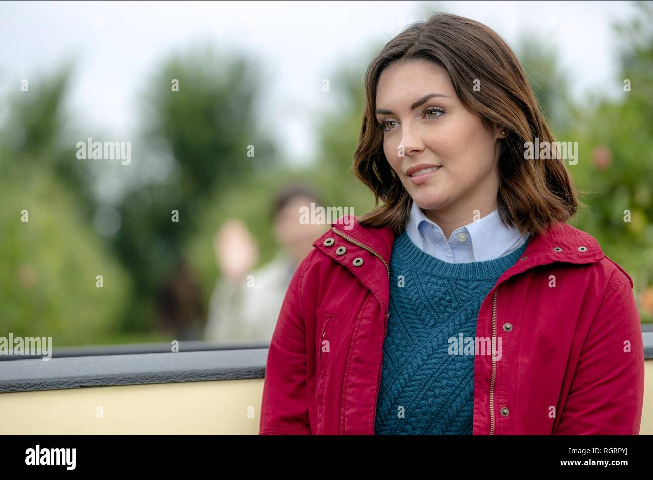 FALLING FOR YOU, TAYLOR COLE, 2018 - Stock Image