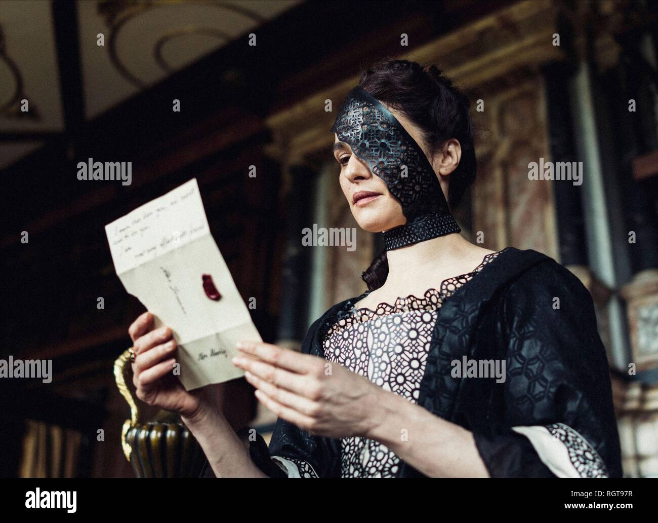 RACHEL WEISZ THE FAVOURITE' (2018) - Stock Image