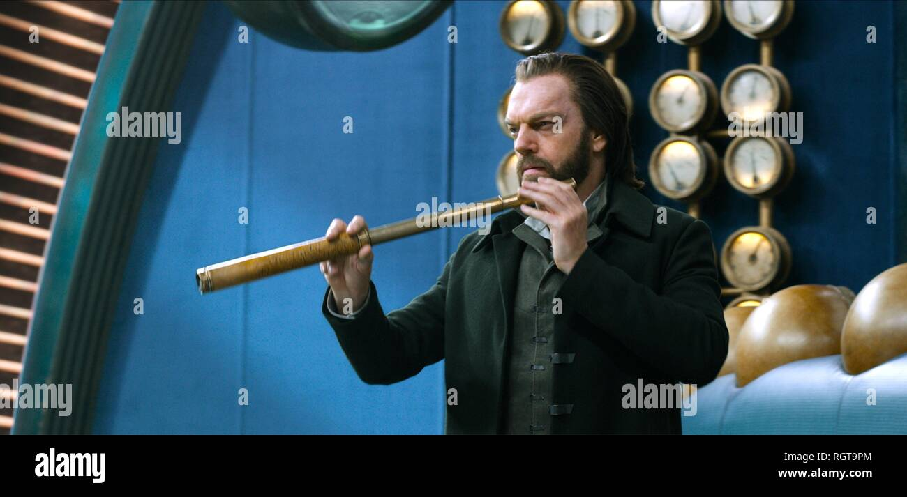 MORTAL ENGINES, HUGO WEAVING, 2018 - Stock Image