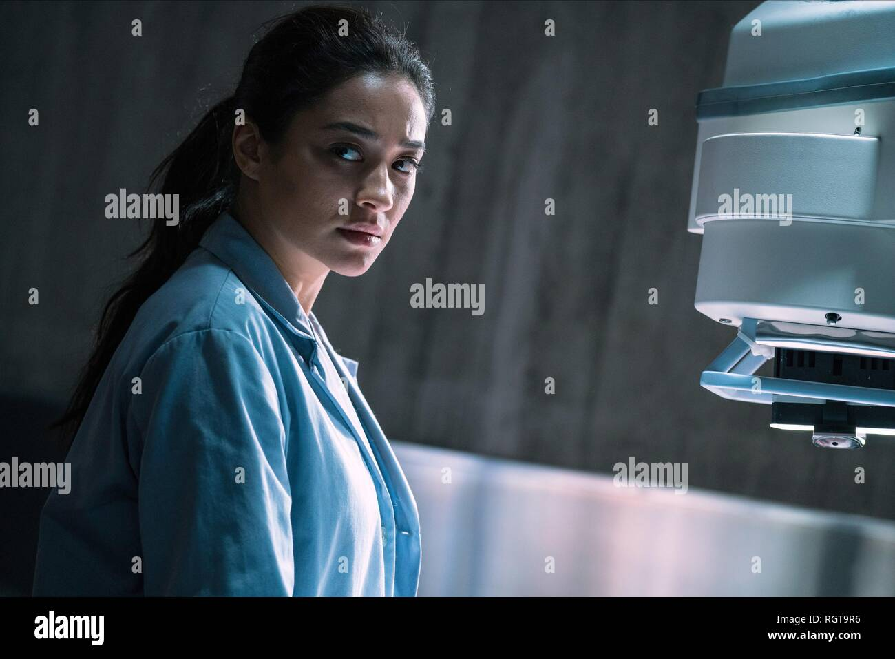 THE POSSESSION OF HANNAH GRACE, SHAY MITCHELL, 2018 - Stock Image
