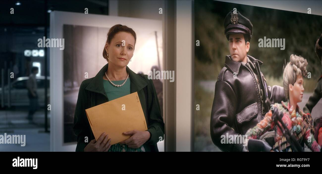 WELCOME TO MARWEN, LESLIE MANN, 2018 - Stock Image