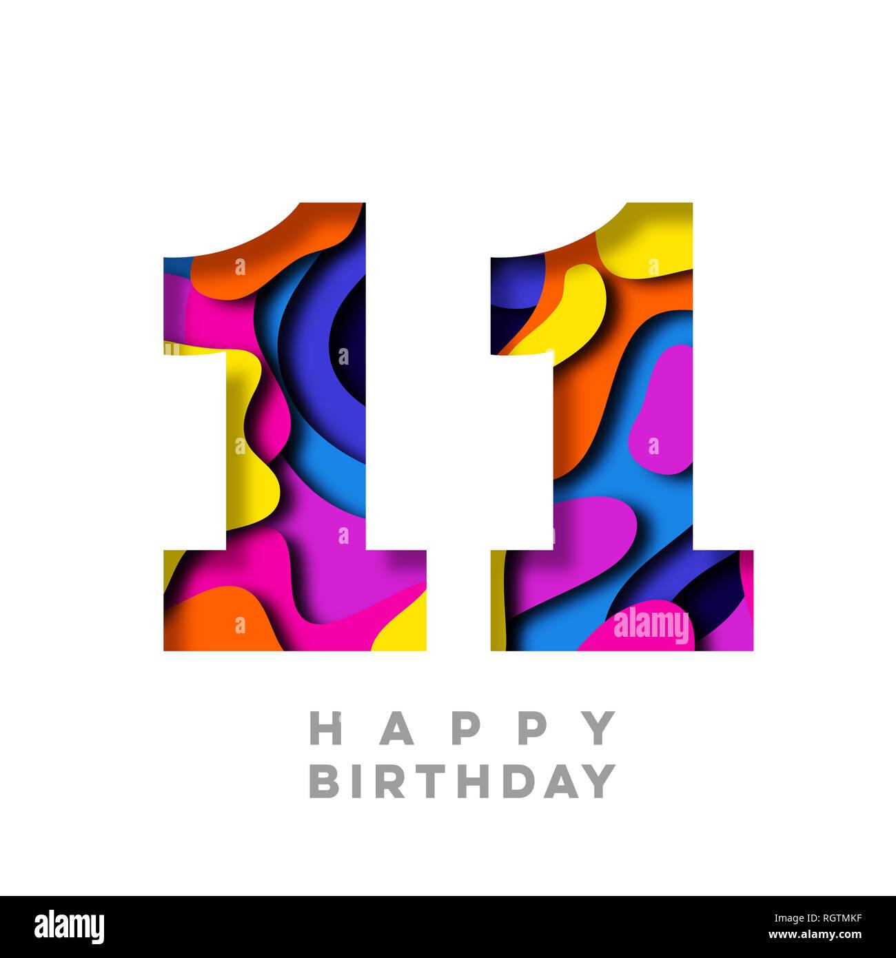 11 birthday numbers