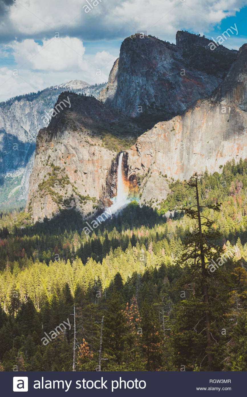 Yosemite National Park, CA - Stock Image