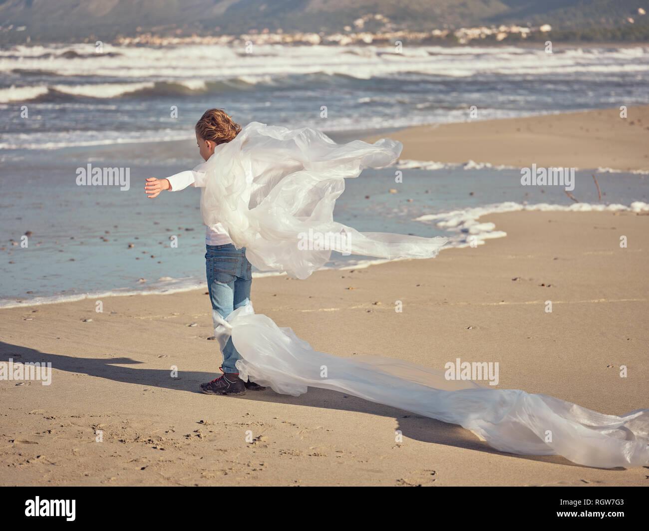 Faceless Child Concept Stock Photos & Faceless Child Concept
