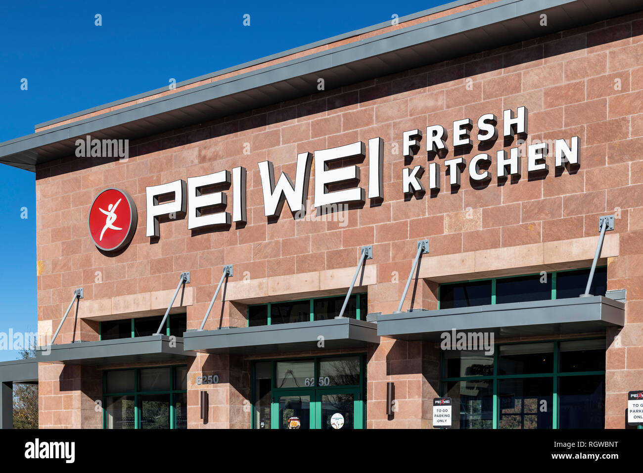 pei wei asian diner gainesville virginia