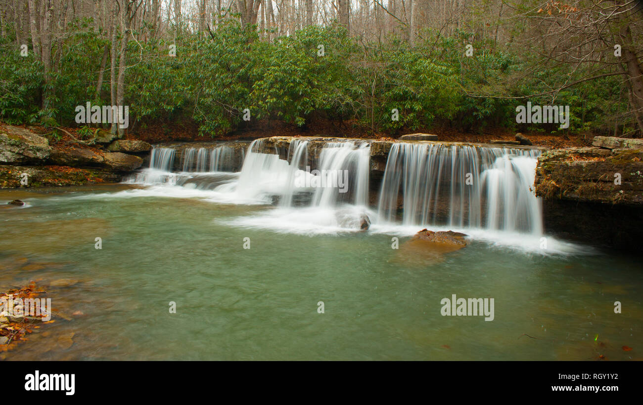 Camp Creek Wv >> Mash Fork Falls Camp Creek State Park West Virginia Stock