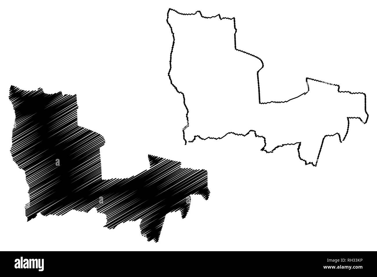 Drc Map on