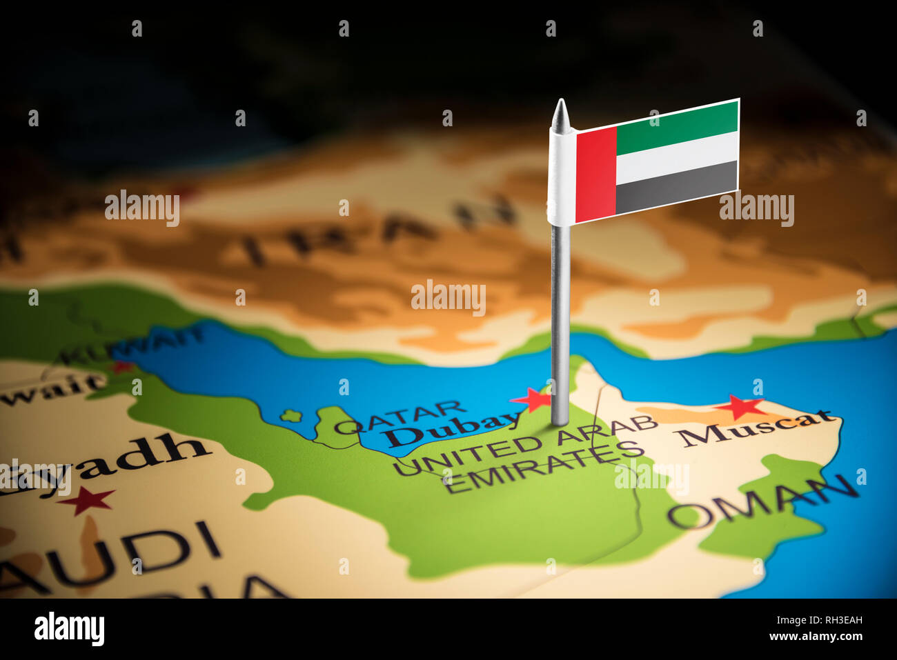 Picture of: Page 2 Arab World Map High Resolution Stock Photography And Images Alamy