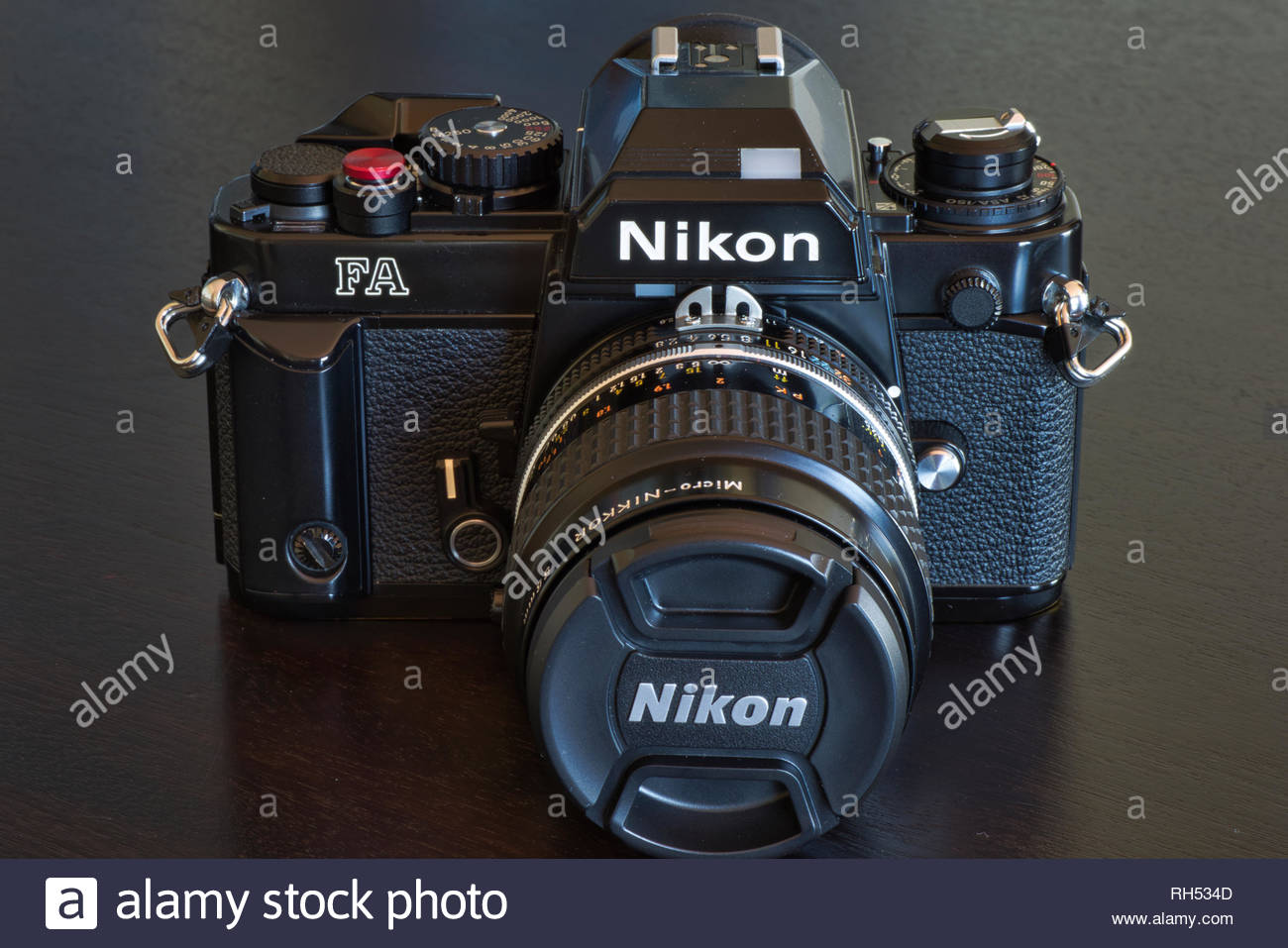 Nikon FA - Stock Image