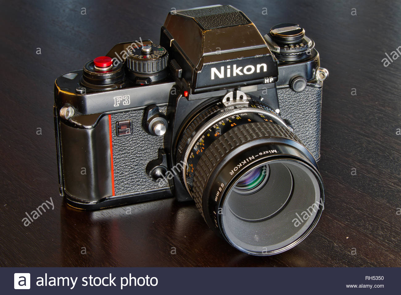 Nikon F3 HP - Stock Image