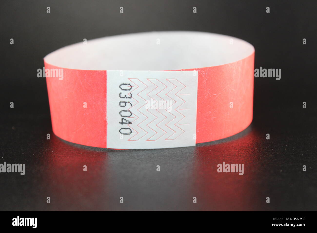 930777a3a119 Colorful Tyvek wristbands for concerts