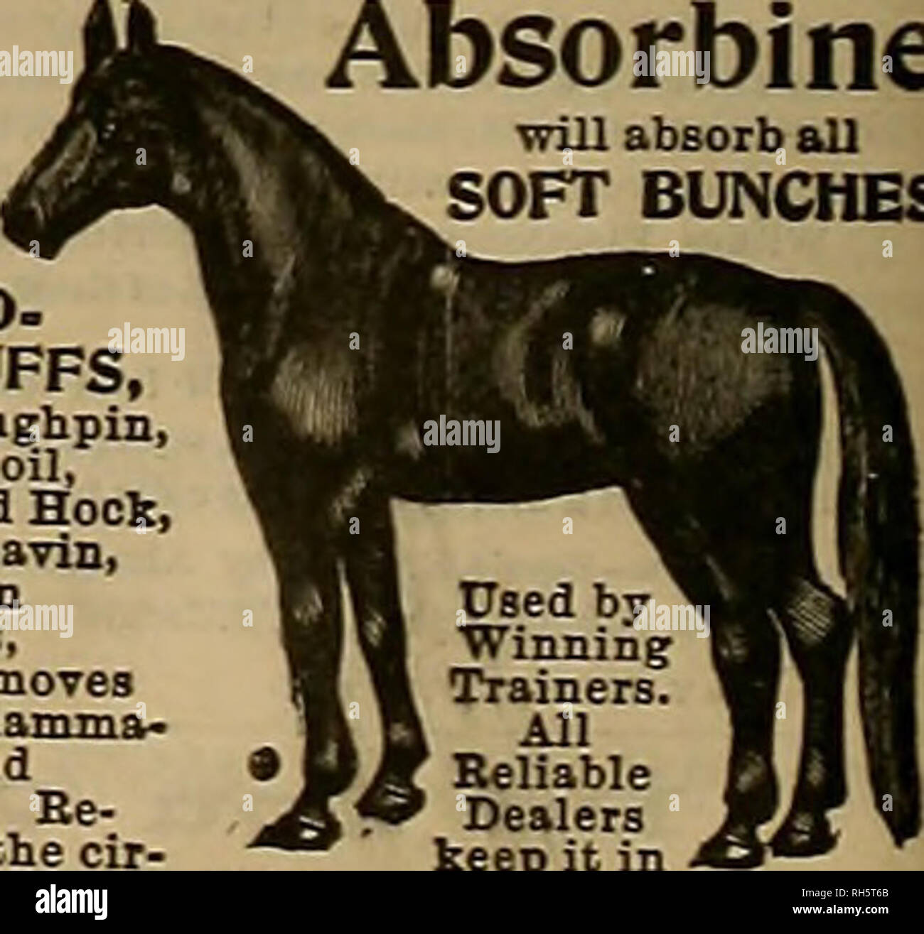 2bec601eac4 Breeder and sportsman. Horses. RED BALL BRAND. To Breeders lOraft Horses  NOTE .