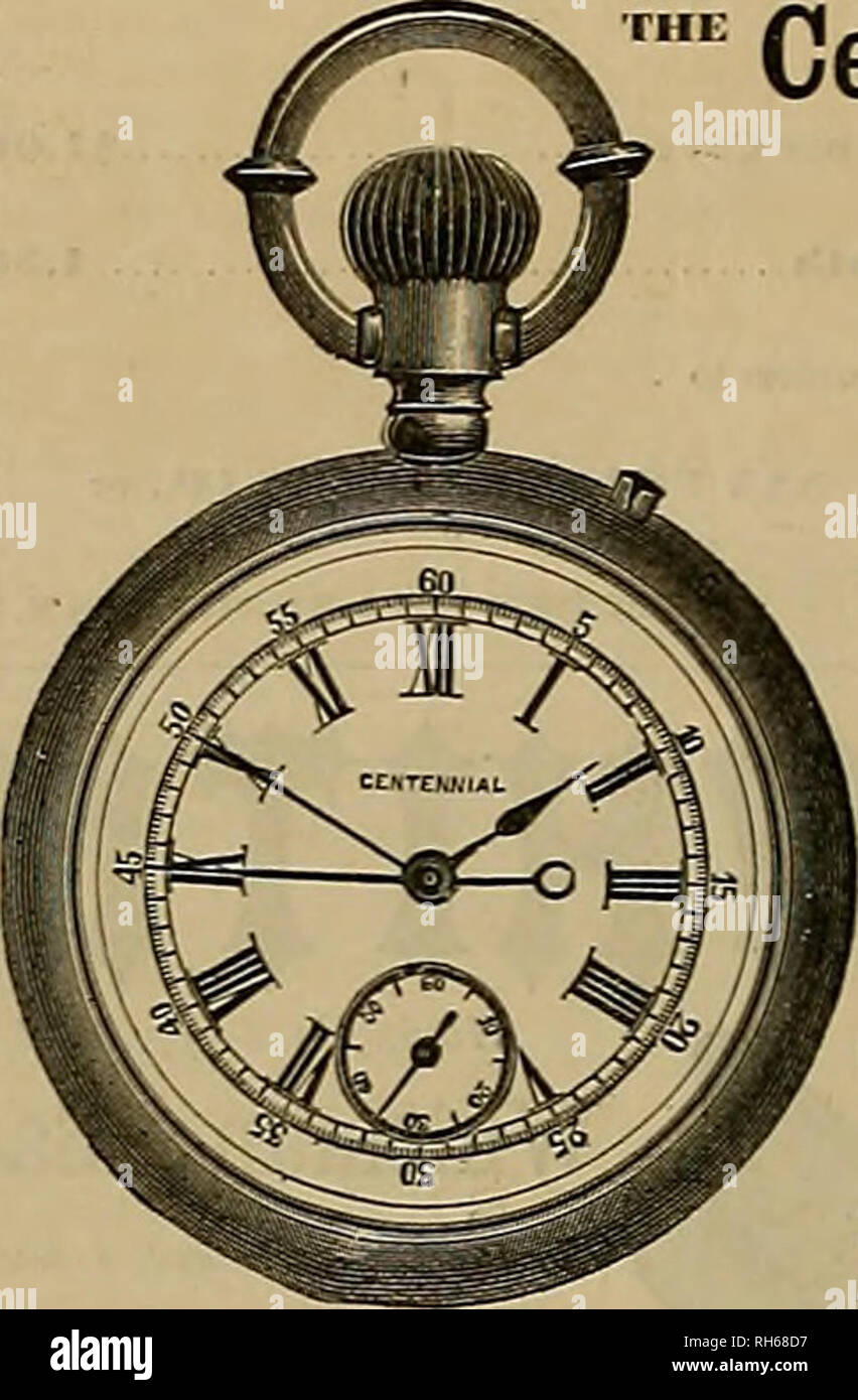 Breeder and sportsman  Horses  Centennial Chronograph A